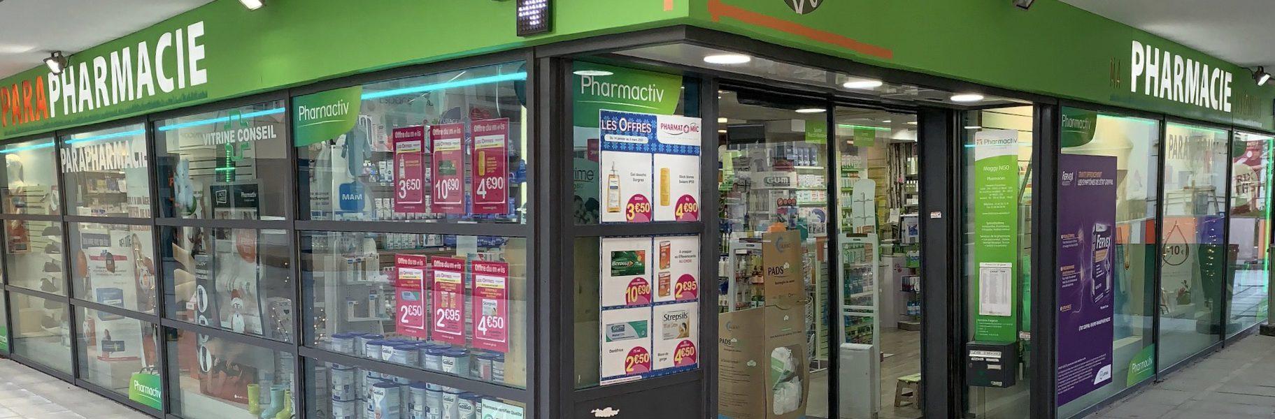 Pharmacie DES EPINETTES - Image Homepage 1