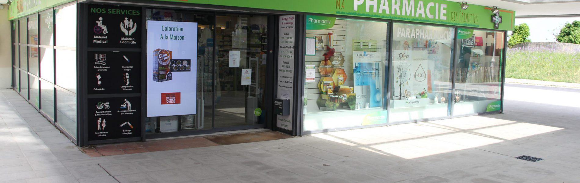 Pharmacie DES EPINETTES - Image Homepage 4