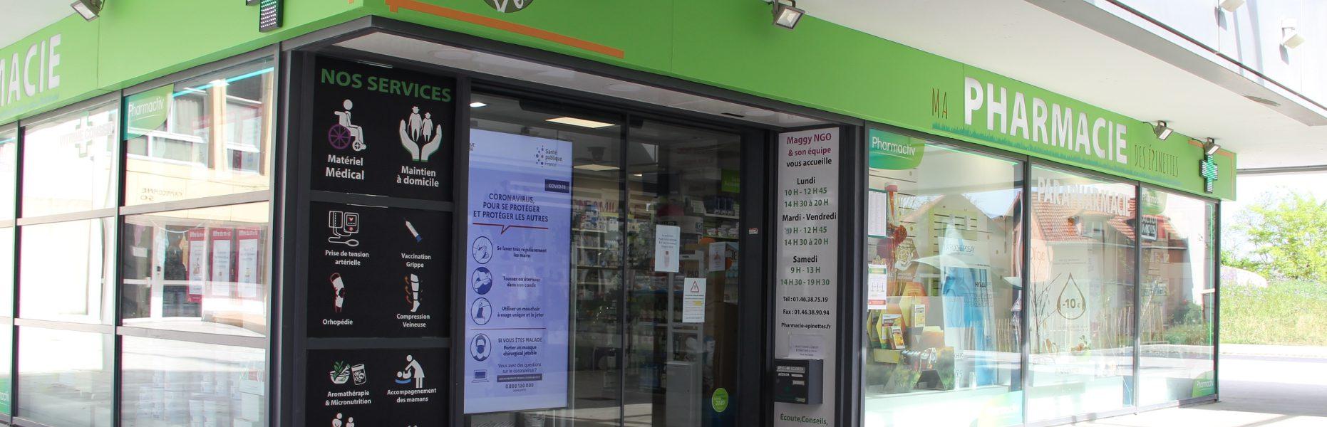 Pharmacie DES EPINETTES - Image Homepage 6